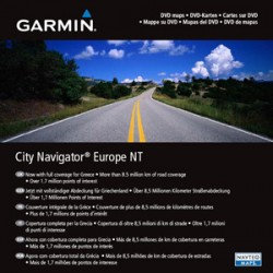 GARMIN - City Navigator Europa NT (cartão MicroSD/SD 4GB)