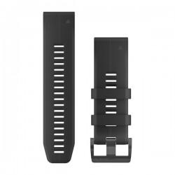 GARMIN - Bracelete QuickFit 26 Silicone Preto