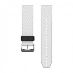 GARMIN - Bracelete QuickFit 22 Silicone Branco