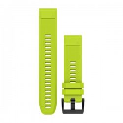 GARMIN - Bracelete QuickFit 22 Silicone Amarelo