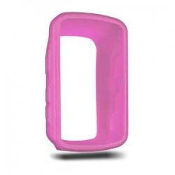 GARMIN - Capa rosa em silicone (Edge 520/Plus)